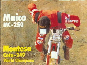 Montesa Cota Trial 349