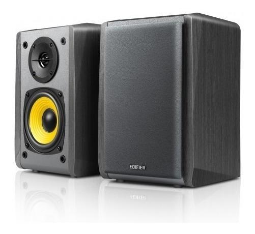 Monitor De Áudio Bluetooth R1010bt Preta 24w Rms Edifier