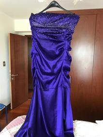Hermoso Vestido Fiesta Talla M