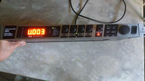 Behringer Processador De Efeitos Fx2000 3d Virtualizer