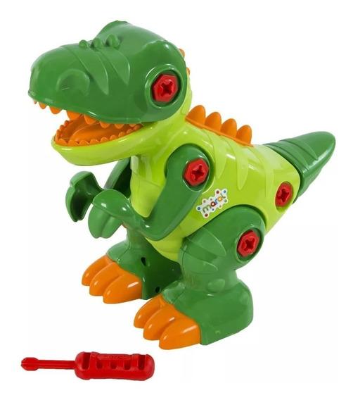 Dinossauro Infantil T- Rex Com Som - Maral