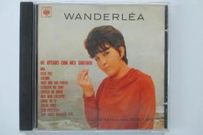 Cd Wanderléa 1964 Quero Você, Novíssimo Sem Uso.