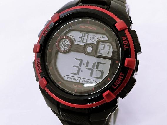 Relógio Mormaii Masculino Ponta De Estoque Promoção Mo932/8r