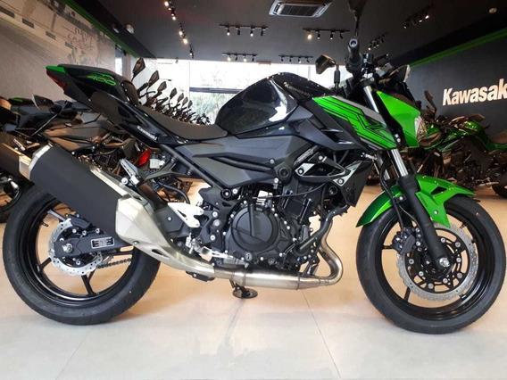 Z 400 - Kawasaki - 2020 0km - Consultor Alex