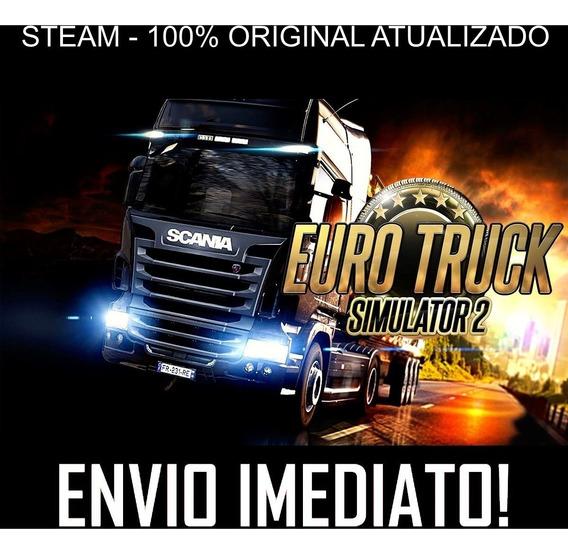 Euro Truck Simulator 2 Steam Pc Cd Key