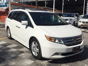 Honda Odyssey 3.5 Touring Minivan Piel Cd Qc Dvd At