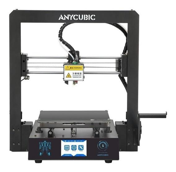 Impressora 3D Anycubic I3 Mega 110V/220V (Bivolt) Black FDM