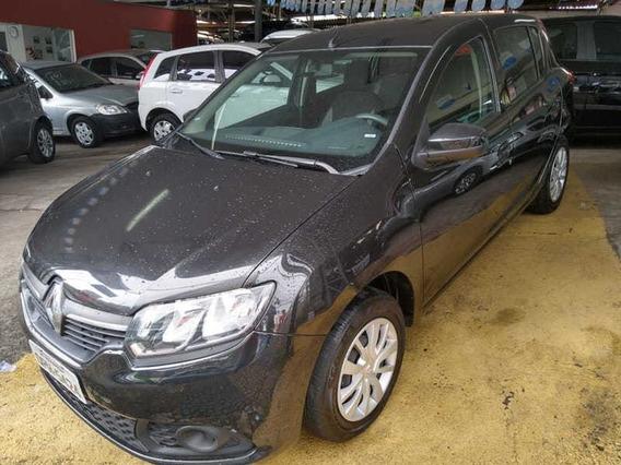 Renault Sandero Exp 16 Completo Financia 100% 60x