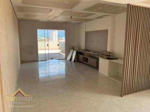 Imagem 1 de 18 de Apartamento Com 2 Dormitórios À Venda, 160 M² Por R$ 249.000,00 - Tupi - Praia Grande/sp - Ap2555