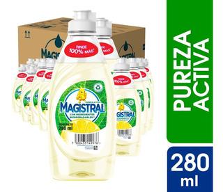 Pack 21 Lavaloza Pureza Activa Magistral Limón 280 Ml
