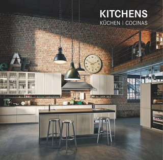 Kitchens. Küchen. Cocinas