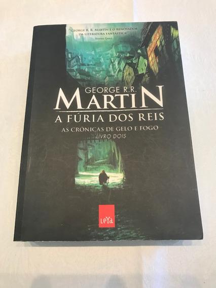 Livro 2: A Fúria Dos Reis As Crônicas De Gelo E Fogo