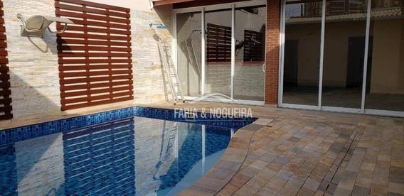 Casa À Venda, 180 M² Por R$ 600.000,00 - Jardim Itapuã - Rio Claro/sp - Ca0485