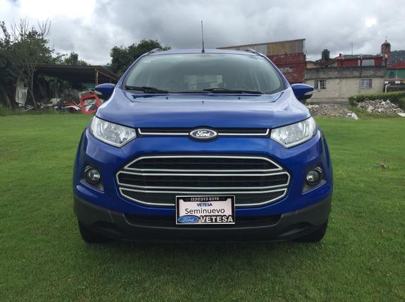 Ecosport Trend Tm 2014 Azul
