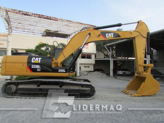 Excavadora 320dlme Cat 2013
