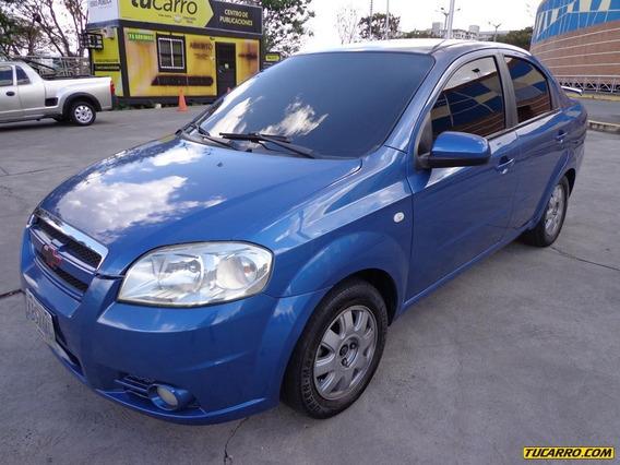 Chevrolet Aveo Ls Automático 1.6