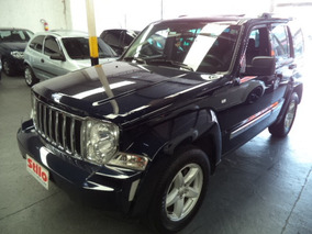 Cherokee Limited 3.7 4x4 Automatico 2012 /2012 Azul Top Comp