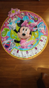 Tapete Musical Minnie Mouse