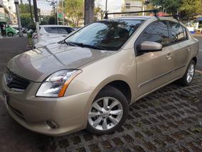 Nissan Sentra 2012 2.0 Emotion 6vel Ee Tm $ 125,000