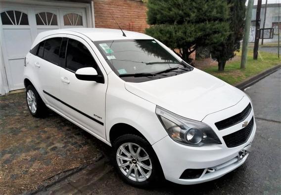 Chevrolet Agile 1.4 Ltz Agregado Llantas. Único.