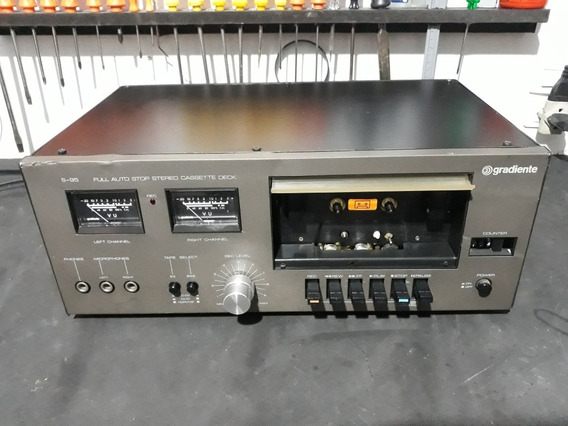 Tape Deck Gradiente S-95