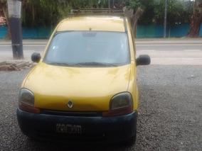 Renault Kangoo 1.9 Rld Reno Vidriado Furgon Camioneta Nuevo