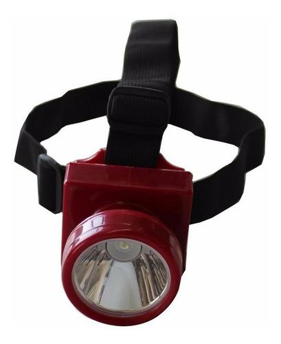 Linterna Minera Para Cabeza Recargable Desde 110 Voltios