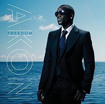 Akon Freedom Cd Album 2008 Original Rap Hip Hop