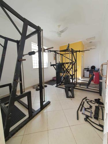 Academia Em Casa, Aparelho De Academia, Estação De Muscula