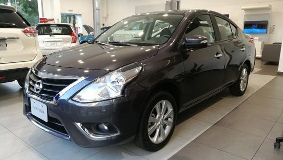 Nissan Versa 1.6 Advance At 2020 0 Km Entrega Inmediata