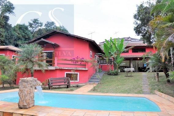 Casa Para Venda, 4 Dormitórios, Transurb - Itapevi - 3575