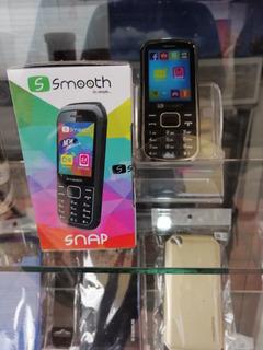 Teléfono Celular Básico Smooth Snap