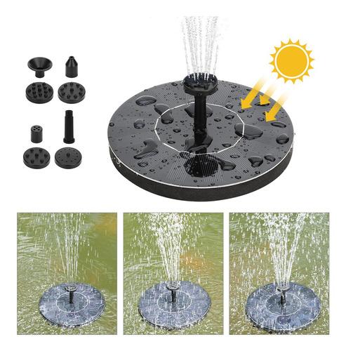 Riego Bomba De Agua Solar Flotante Para  Solar
