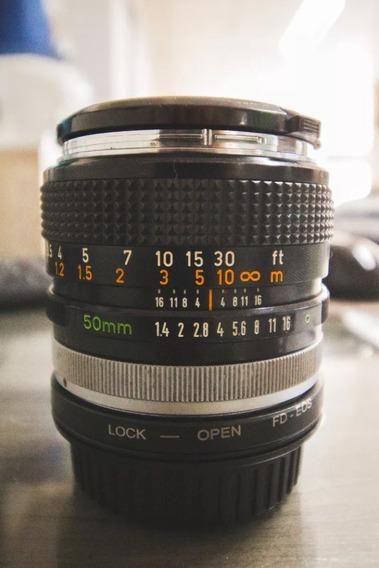 Canon Fd 50mm