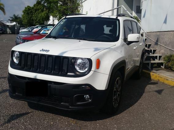 Jeep Renegade Latitude At 2018