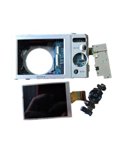 Kit Completo Dsc-w800 Sem Lente