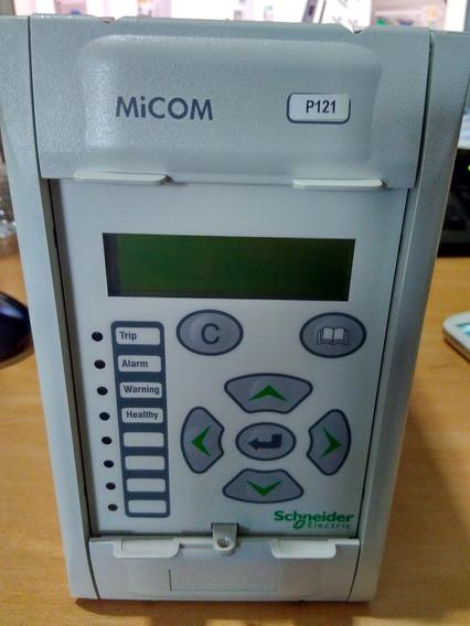 Relé De Proteção Digital Schneider Micom P121b00z112ceo
