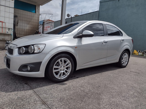 Chevrolet Sonic 2014 1.6 16v Ltz Aut. 4p