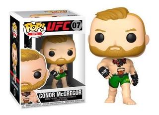 Funko Pop Ufc Conor Mcgregor No Wwe Rey Mysterio John Cena