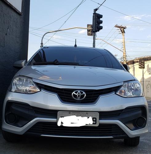 Toyota Etios 2018 1.3 16v X 5p
