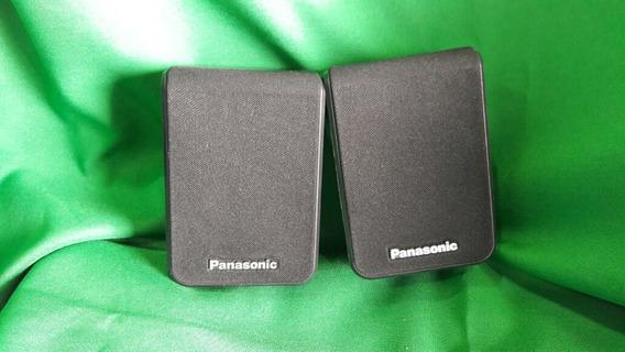 Par De Caixas Panasonic Sb Hs70