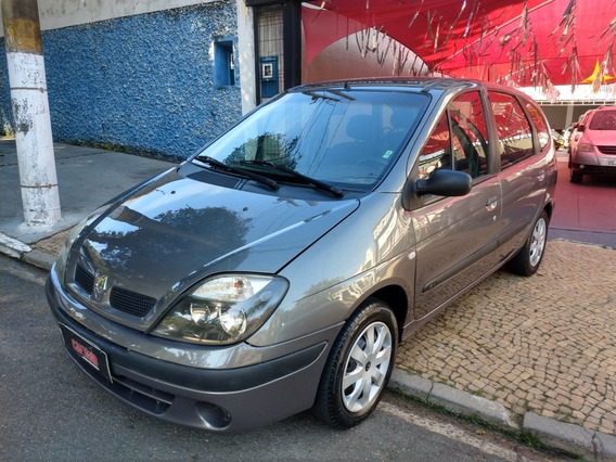 Renault Scénic Scenic 1.6 Completo