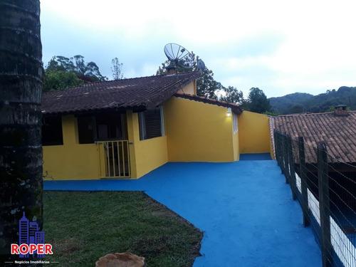 Chácara À Venda Com 1.500 Metros Com Piscina , Clube Dos Oficiais, Suzano. - Ch00781 - 34651121