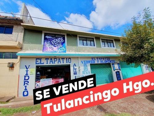 Venta De Propiedad Comercial Y Terreno En Tulancingo Hidalgo