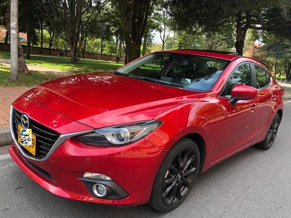 Mazda 3 Grand Touring Sedan Automatico