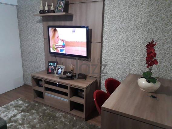 Apartamento Com 2 Dormitórios À Venda, 50 M² Por R$ 180.000 - Jardim Santa Maria (nova Veneza) - Sumaré/sp - Ap2332