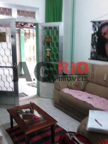 Casa De Rua-à Venda-jardim Sulacap-rio De Janeiro - Agv73072