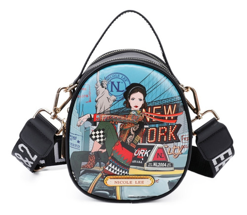 Cartera Bandolera Nicole Lee 2020 - New York - Prt14182