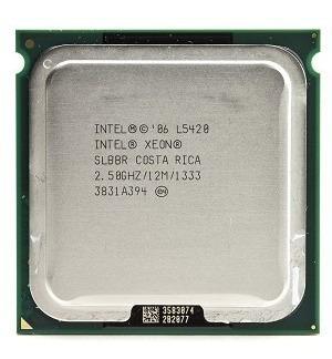 Processador Intel Xeon L5420 Slbbr 2.50ghz 12mb