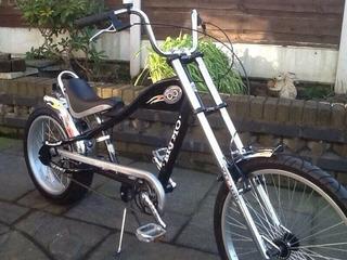 Bicicleta Chopper L.a Cycles Big Mo - Importada Original